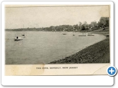 Beverly - The Cove - 1910
