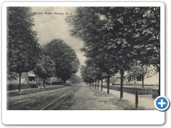 Cooper Street in Beverly about 1908.