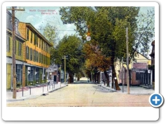 Downtown Beverly around 1911