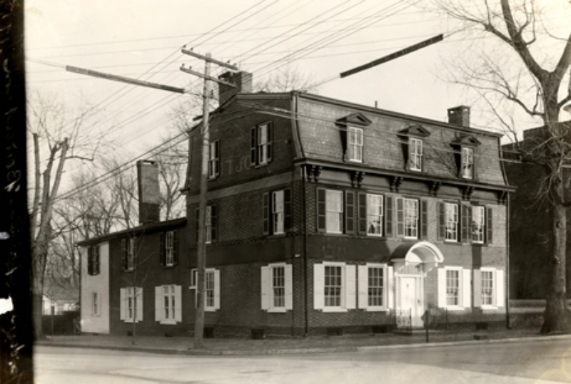 Historic Images Of Burlington County Nj Bordentown