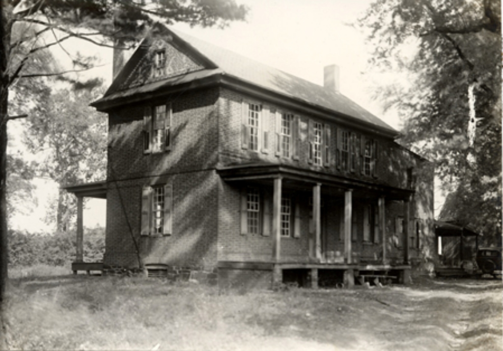 Historic images of burlington county nj mansfield for Applegate house