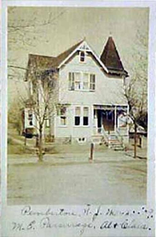 Historic Images Of Burlington County Nj Pemberton