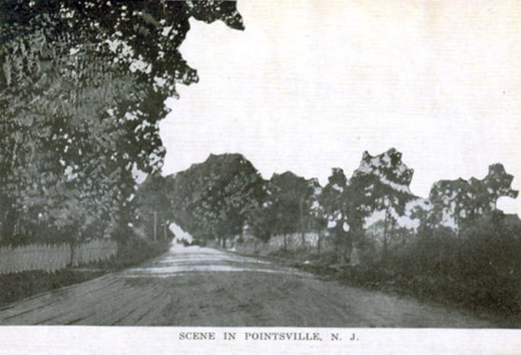 Historic Images of Burlington County NJ - Pointville on